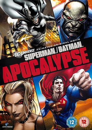 Rent Superman/Batman: Apocalypse Online DVD Rental