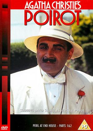 Rent Agatha Christie's Poirot: Peril at End House Online DVD Rental