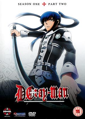 Rent D. Gray Man: Series 1: Part 2 Online DVD Rental