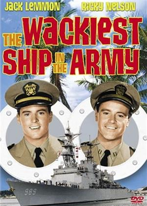 Rent The Wackiest Ship in the Army Online DVD Rental