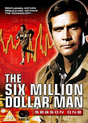 Rent The Six Million Dollar Man: Series 1 Online DVD Rental