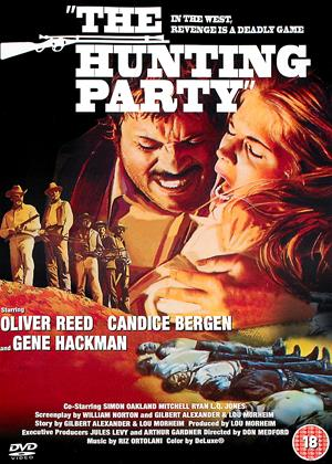 Rent The Hunting Party Online DVD Rental