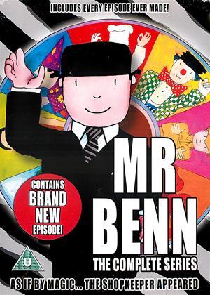 Rent Mr Benn: The Complete Series Online DVD Rental