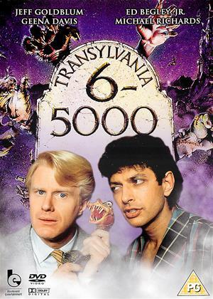 Rent Transylvania 6-5000 Online DVD & Blu-ray Rental