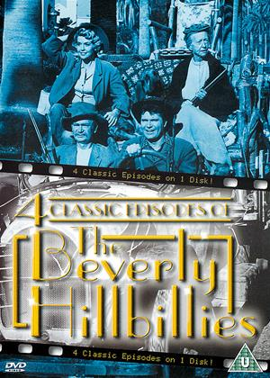 Rent The Beverly Hillbillies: 4 Classic Episodes: Vol.1 Online DVD Rental