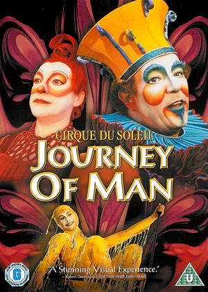 Rent Cirque du Soleil: Journey of Man Online DVD Rental