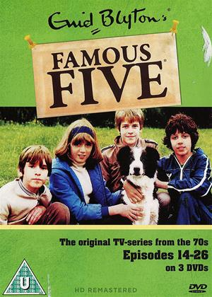 Rent The Famous Five: Series 2 Online DVD Rental