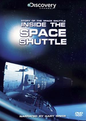 Rent Story of the Space Shuttle: Inside the Space Shuttle Online DVD Rental