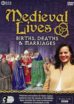 Rent Medieval Lives: Births, Deaths and Marriages Online DVD Rental