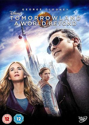 Tomorrowland: A World Beyond Online DVD Rental