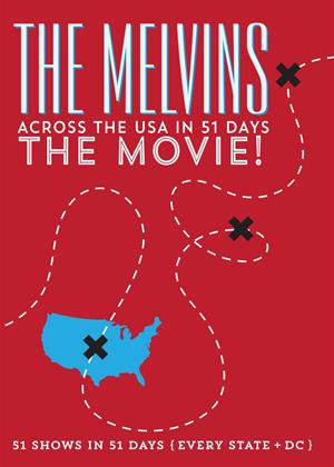 Rent The Melvins: Across the USA in 51 Days: The Movie Online DVD Rental