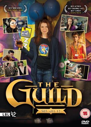 Rent The Guild: Series 5 Online DVD Rental