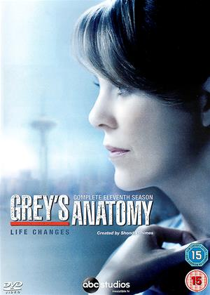 Rent Grey's Anatomy: Series 11 Online DVD Rental