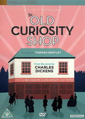 Rent The Old Curiosity Shop Online DVD Rental