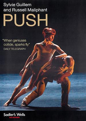 Rent Sylvie Guillem and Russell Maliphant: Push Online DVD Rental