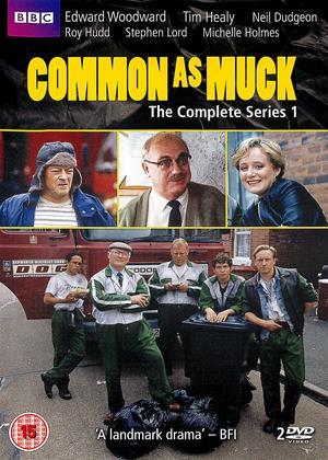 Rent Common as Muck: Series 1 Online DVD Rental