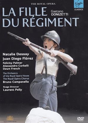 Rent La Fille Du Regiment: Royal Opera House (Campanella) Online DVD Rental