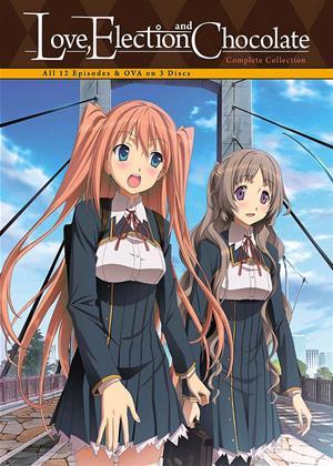 Rent Love, Election and Chocolate: Collection (aka Koi to senkyo to chokoreto) Online DVD Rental
