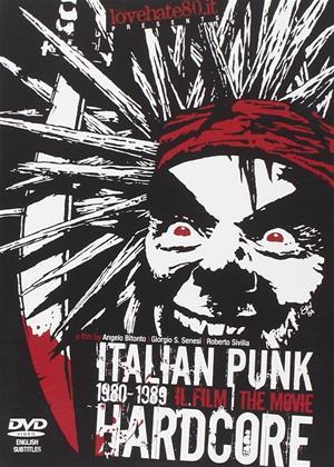 Rent Italian Punk Hardcore 1980-1989 Online DVD Rental