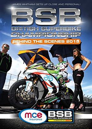 Rent British Superbike: 2015: Behind the Scenes Online DVD Rental