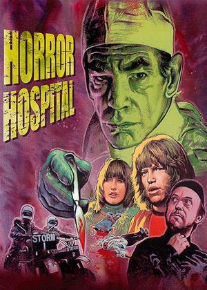 Rent Horror Hospital (aka Computer Killers) Online DVD Rental