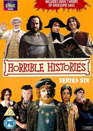 Rent Horrible Histories: Series 6 Online DVD Rental
