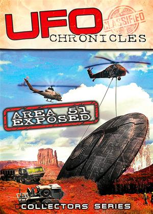 Rent UFO Chronicles: Area 51 Exposed Online DVD Rental