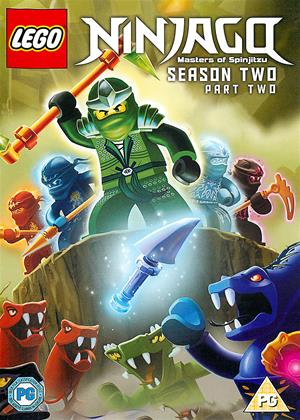 Rent Lego Ninjago: Masters of Spinjitzu: Series 2: Part 2 Online DVD Rental