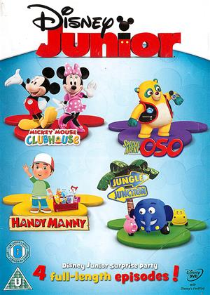 Rent Disney Junior: Surprise Party Online DVD Rental