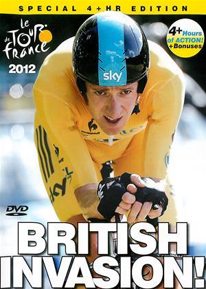 Rent Tour de France: 2012: British Invasion! Online DVD Rental
