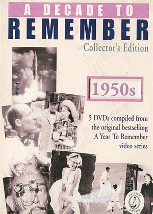 Rent A Decade to Remember: 1950's Online DVD Rental