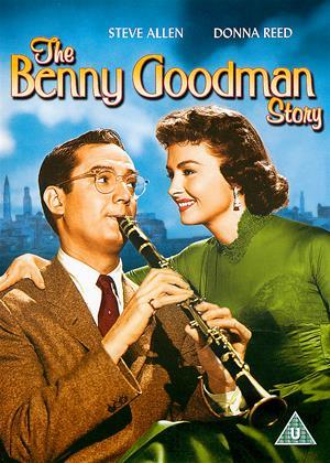 Rent The Benny Goodman Story Online DVD Rental