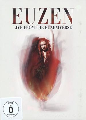 Rent Euzen: Live from the Euzeniverse Online DVD & Blu-ray Rental