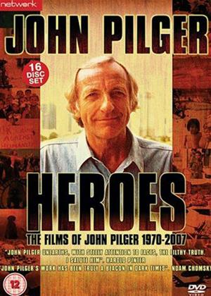 Rent John Pilger: Heroes: The Films of John Pilger 1970-2007 Online DVD Rental