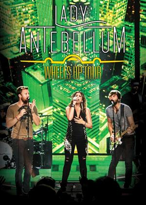 Rent Lady Antebellum: Wheels Up Tour Online DVD Rental