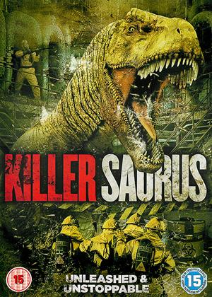 Rent KillerSaurus Online DVD Rental