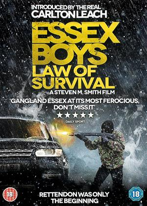Rent Essex Boys: Law of Survival Online DVD & Blu-ray Rental