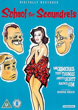 Rent School for Scoundrels Online DVD Rental