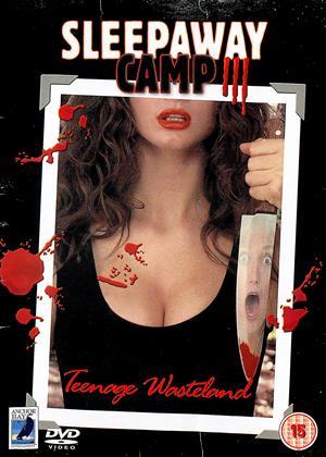 Rent Sleepaway Camp 3: Teenage Wasteland Online DVD Rental