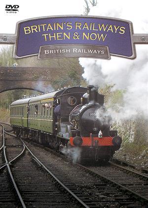 Rent Britain's Railways: Then and Now: British Railway Online DVD Rental