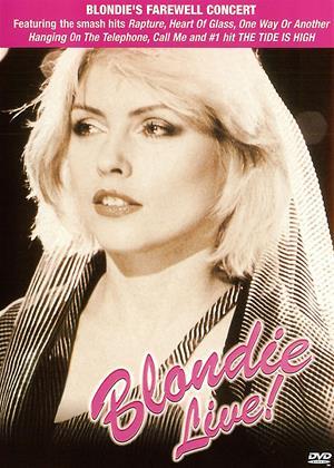 Rent Blondie: Live Online DVD Rental