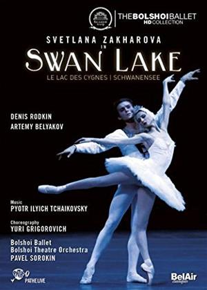 Rent Swan Lake: The Bolshoi Ballet Online DVD & Blu-ray Rental