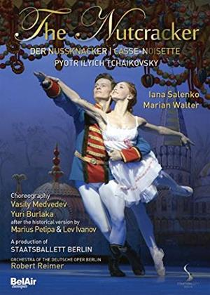 Rent The Nutcracker: Staatsballet Berlin Online DVD & Blu-ray Rental