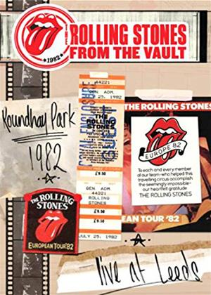 Rent The Rolling Stones: From the Vault: 1982 Online DVD Rental