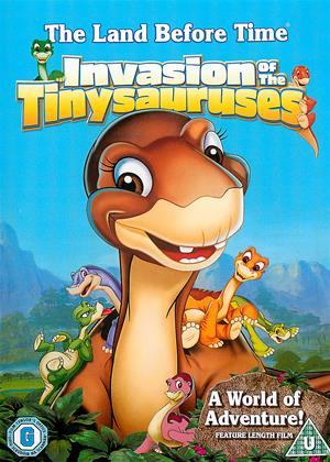 Rent The Land Before Time 11: Invasion of the Tinysauruses Online DVD Rental