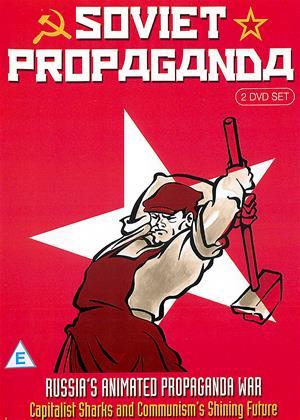 Rent Soviet Propaganda Animation: Capitalist Sharks and Communism's Shining Future Online DVD Rental