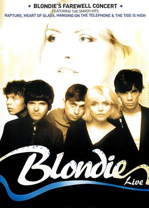 Rent Blondie: Live: Farewell Concert Online DVD & Blu-ray Rental
