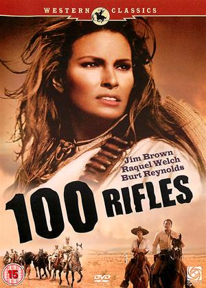 Rent 100 Rifles Online DVD Rental