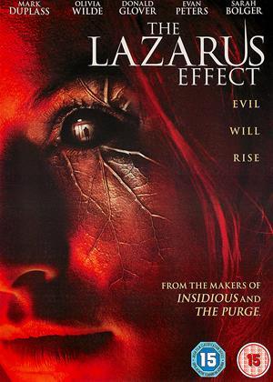 Rent The Lazarus Effect Online DVD Rental
