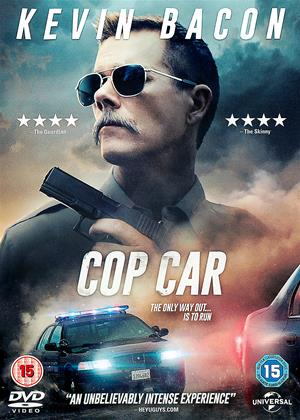 Cop Car Online DVD Rental